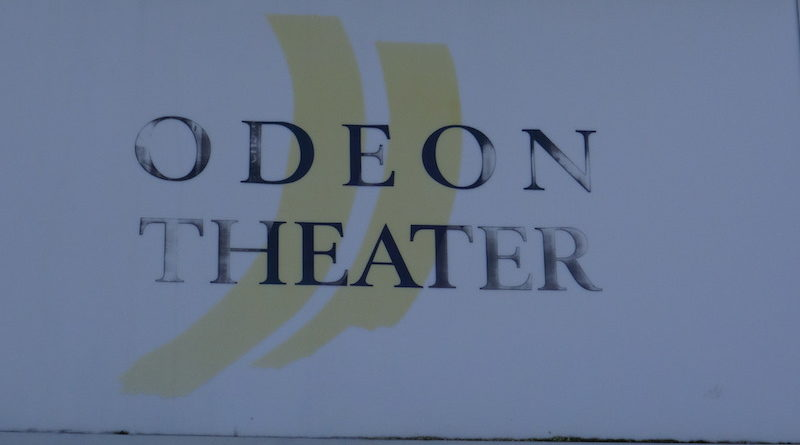 ODEON – (K)ein Theater in Goslar (2018)