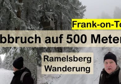 Frank-on-Tour: Abbruch am Rammelsberg